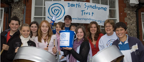 Barth Syndrome Trust image